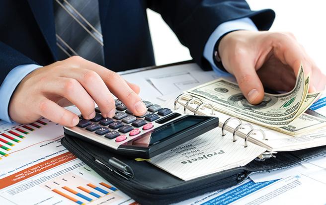 Man doing ELAP accounting
