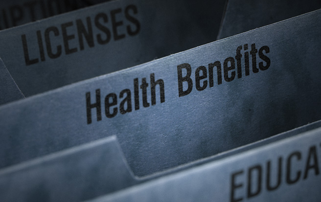 files, with a close up on health benefits