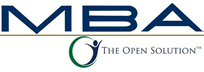 The Open Solution by MBA Logo