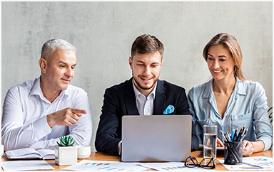 MBA Group Portal